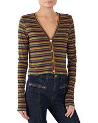 Ramy Brook Jordan Striped Jumper - Multicolour
