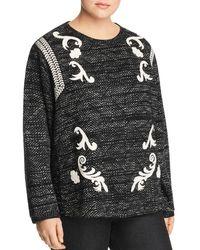 Lucky Brand - Embroidered Pullover - Lyst