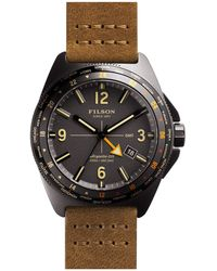 Filson - The Journeyman Watch, 44mm - Lyst