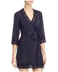 L'Agent by Agent Provocateur - Jada Short Robe - Lyst
