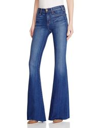 Mcguire - Majorelle Flare Jeans In All The Day - Lyst