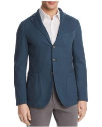Eidos - Washed Regular Fit Sport Coat - Lyst
