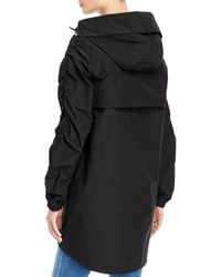 Save The Duck Daphne Hooded Jacket - Black