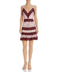 La Maison Talulah - Sensibility Mini Dress - Lyst