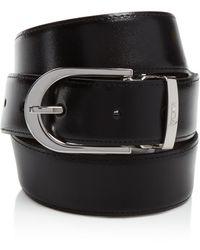 Tumi - Horseshoe Reversible Dress Belt - Lyst