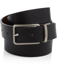 Tumi - Printed Harness Reversible Belt - Lyst