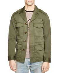 Marc Jacobs Military Jacket - Green