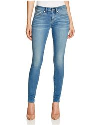 Yummie By Heather Thomson - Super Skinny Jeans In Blue - Lyst