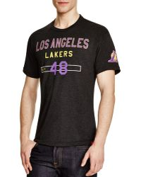Sportiqe - Los Angeles Lakers Bolt Comfy Tee - Lyst