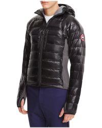 canada goose hybridge mens jacket