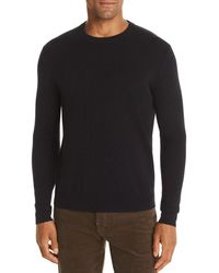 Bloomingdale's The Store At Bloomingdale's Cashmere Crewneck Sweater - Black