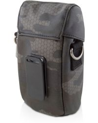 Hex - Camo Print Camera Pouch - Lyst