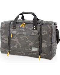 Hex - Camo Print Trainer Duffel Bag - Lyst