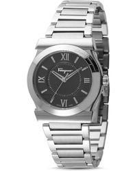 Ferragamo - Stainless Steel Vega Watch, 38mm - Compare At $1,295 - Lyst
