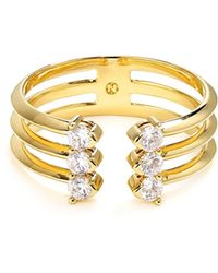 Nadri - Wrap Ring - Lyst