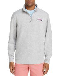 Vineyard Vines - Collegiate Shep Quarter-zip Sweatshirt - Lyst