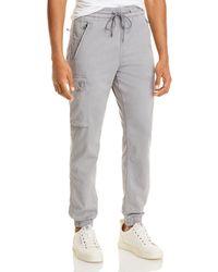 Joe's Jeans Slim Cargo Jogger Trousers - Grey