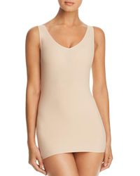 Yummie 6 - In - 1 Step - In Shaping Tank Slip - Multicolour