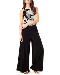 Phase Eight - Lara Popover Jersey Jumpsuit - Lyst