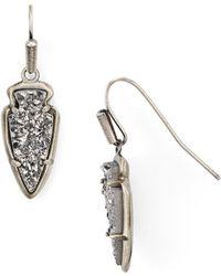 Kendra Scott - Kate Drop Earrings - Lyst