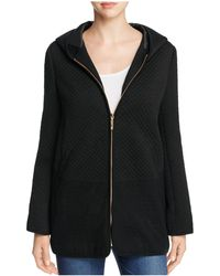 Finity - Quilted Hooded Jacket - Lyst