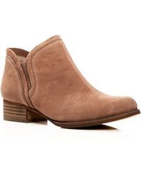 Vince Camuto - Carlal Booties - Lyst