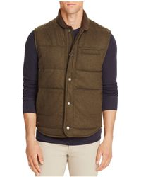 W.r.k. - Pritchel Quilted Vest - Lyst