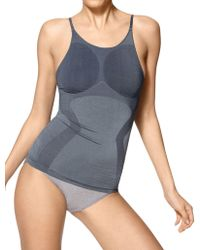 Hue Seamless Shaping Cami - Blue