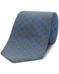 Turnbull & Asser - Squares Classic Tie - Lyst