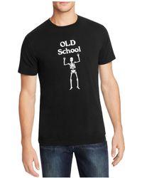 Sub_Urban Riot - Old School Skeleton Graphic Tee - Lyst