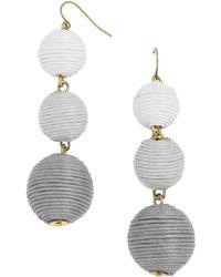 BaubleBar - Crispin Drop Earrings - Lyst