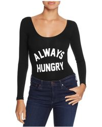 Private Party - Always Hungry Bodysuit - Lyst