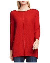 Two By Vince Camuto - Exposed Seam Jumper - Lyst