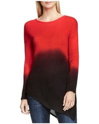 Two By Vince Camuto - Dip-dye Asymmetric Jumper - Lyst