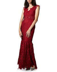 Phase Eight - Sauvan Lace Gown - Lyst