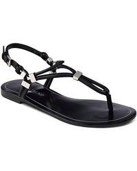 Ivanka Trump - Ashanti Thong Sandals - Lyst