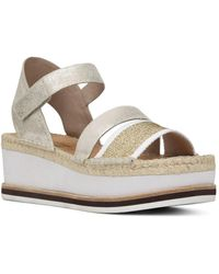Donald J Pliner - Women's Anie Platform Wedge Sandals - Lyst