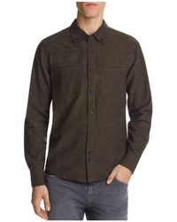 Blank NYC - Regular Fit Button-down Shirt - Lyst