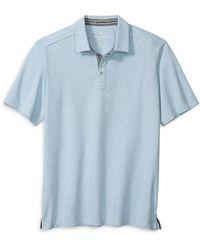 Tommy Bahama Coasta Vera Regular Fit Polo Shirt - Blue