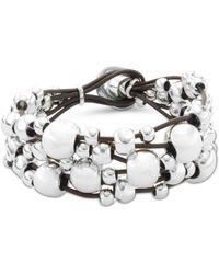 Uno De 50 Multivitamins Bracelet - Metallic