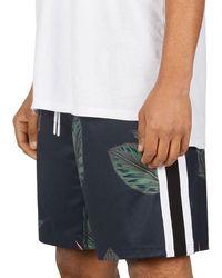 Zanerobe - Lotus Sideline Regular Fit Shorts - Lyst
