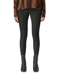 Whistles Super - Stretch Trousers - Black