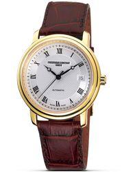 """Frederique Constant - Frédérique Constant """"classic"""" Automatic Watch, 40 Mm - Lyst"""