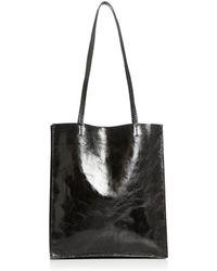 Steven Alan - Maddox Medium Leather Tote - Lyst