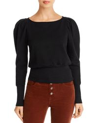 AG Jeans - Puff Sleeve Sweater - Lyst