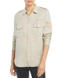 Rails - Conrad Military Shirt - Lyst