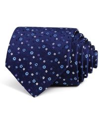 Bloomingdale's - Ditsy-floral Silk Classic Tie - Lyst