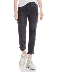 Blank NYC Star - Appliqué Straight - Leg Jeans In Ever After - Multicolour