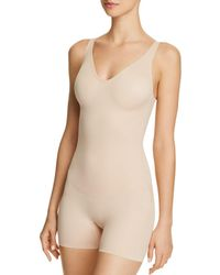 Tc Fine Intimates - Moderate Control Shaping Bodysuit - Lyst