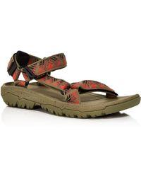 Teva - Men's Hurricane Xlt Cross - Strap Sandals - Lyst